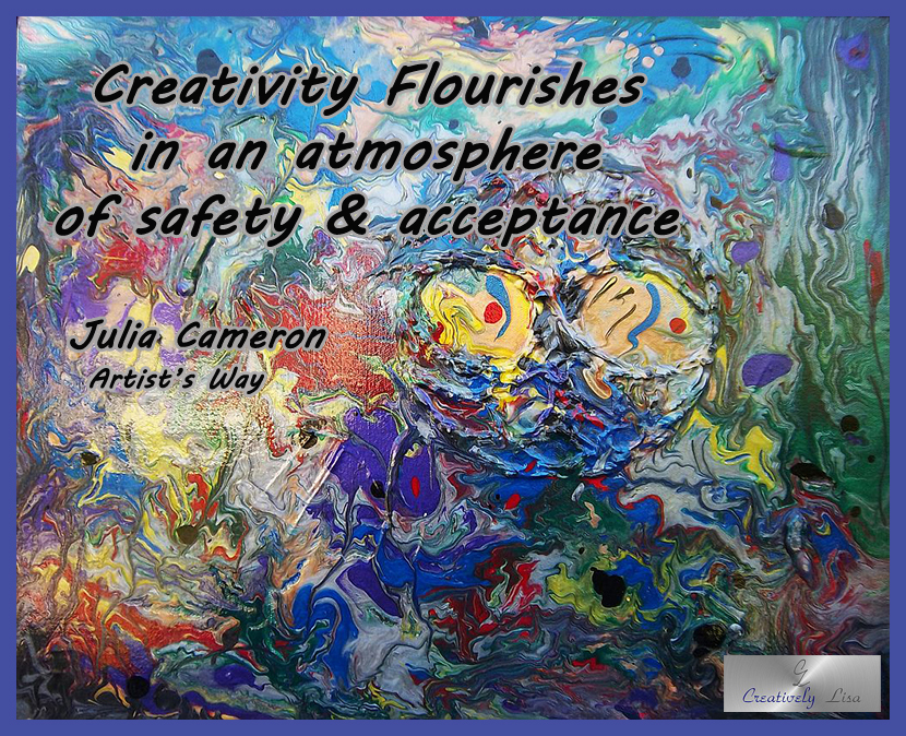 The Art of Creativity in Atmosphere – When Inspiration Strikes!